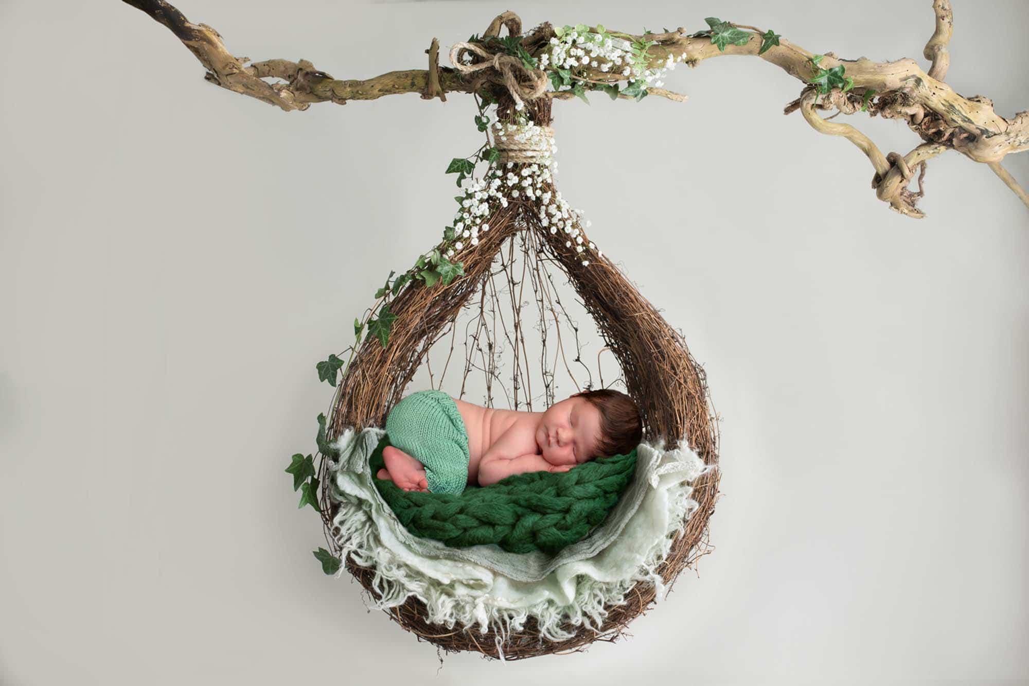 Hanging-basket