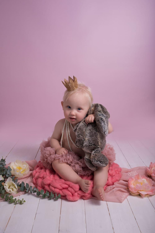 princess and bunny