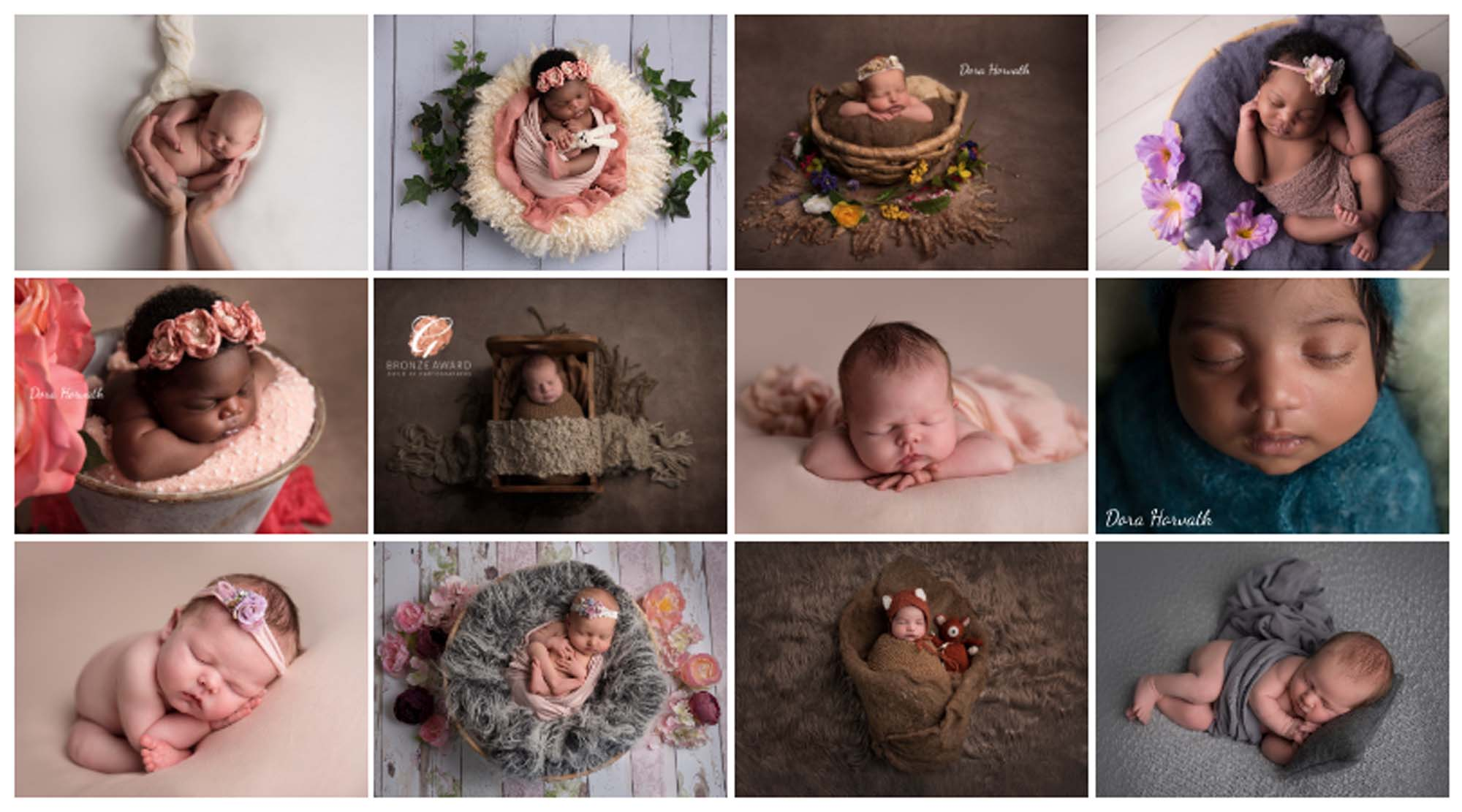 photographed by Newborn Photographer Manchester