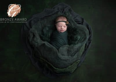 Erin newborn image