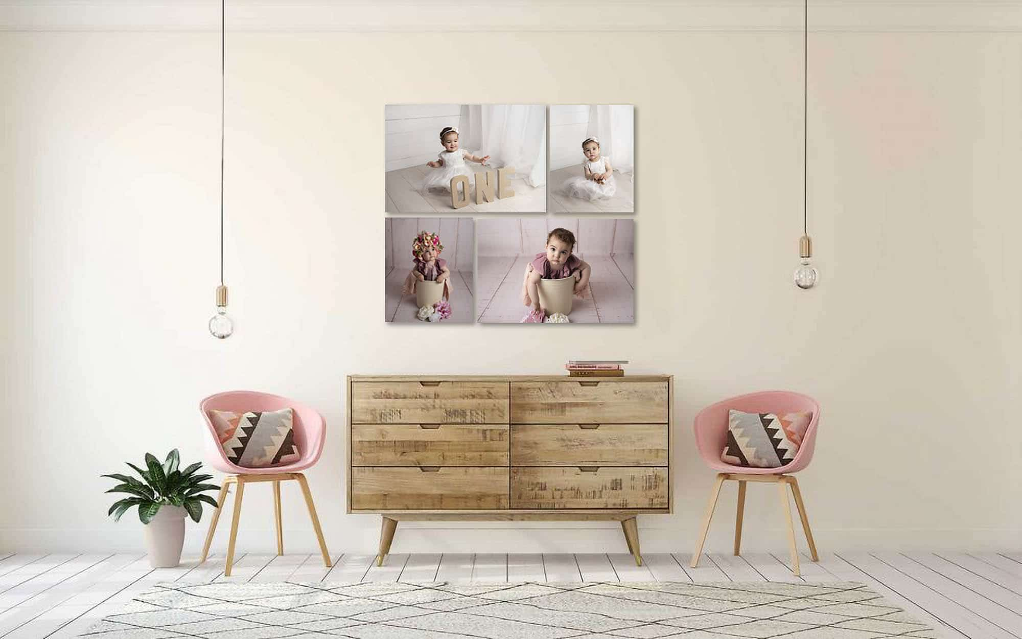 puzzle wall art images