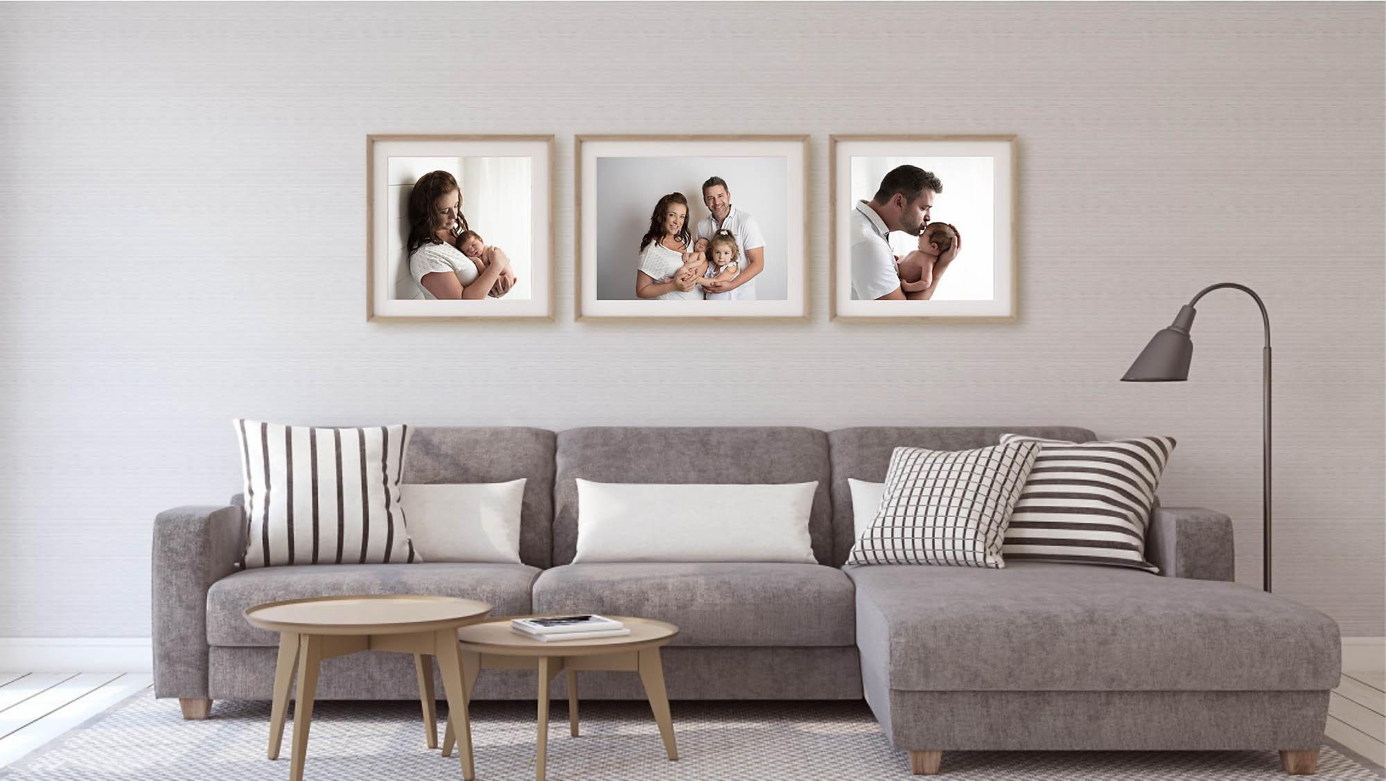 wall arte 3 framed